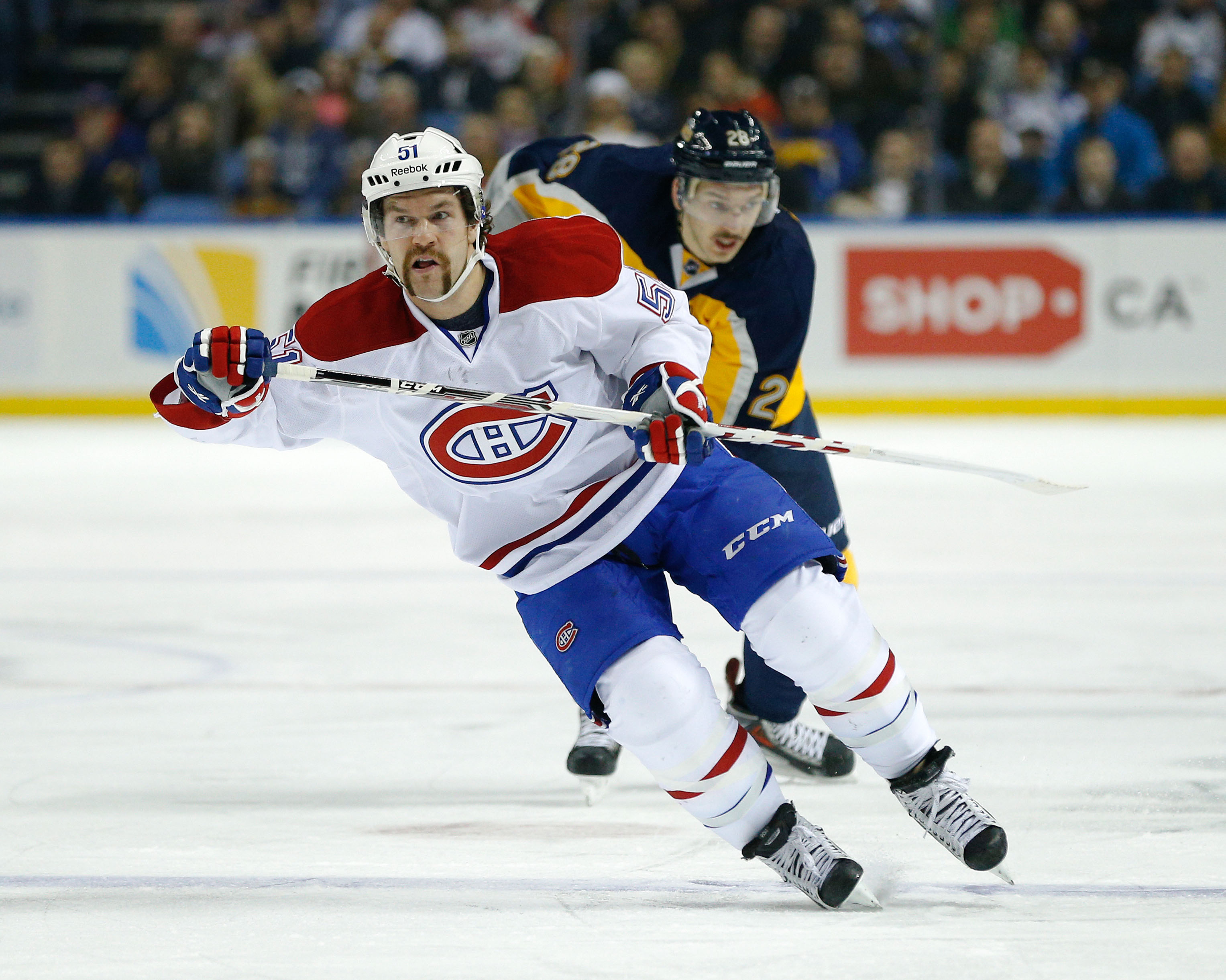 Should the Habs deal or keep DD?