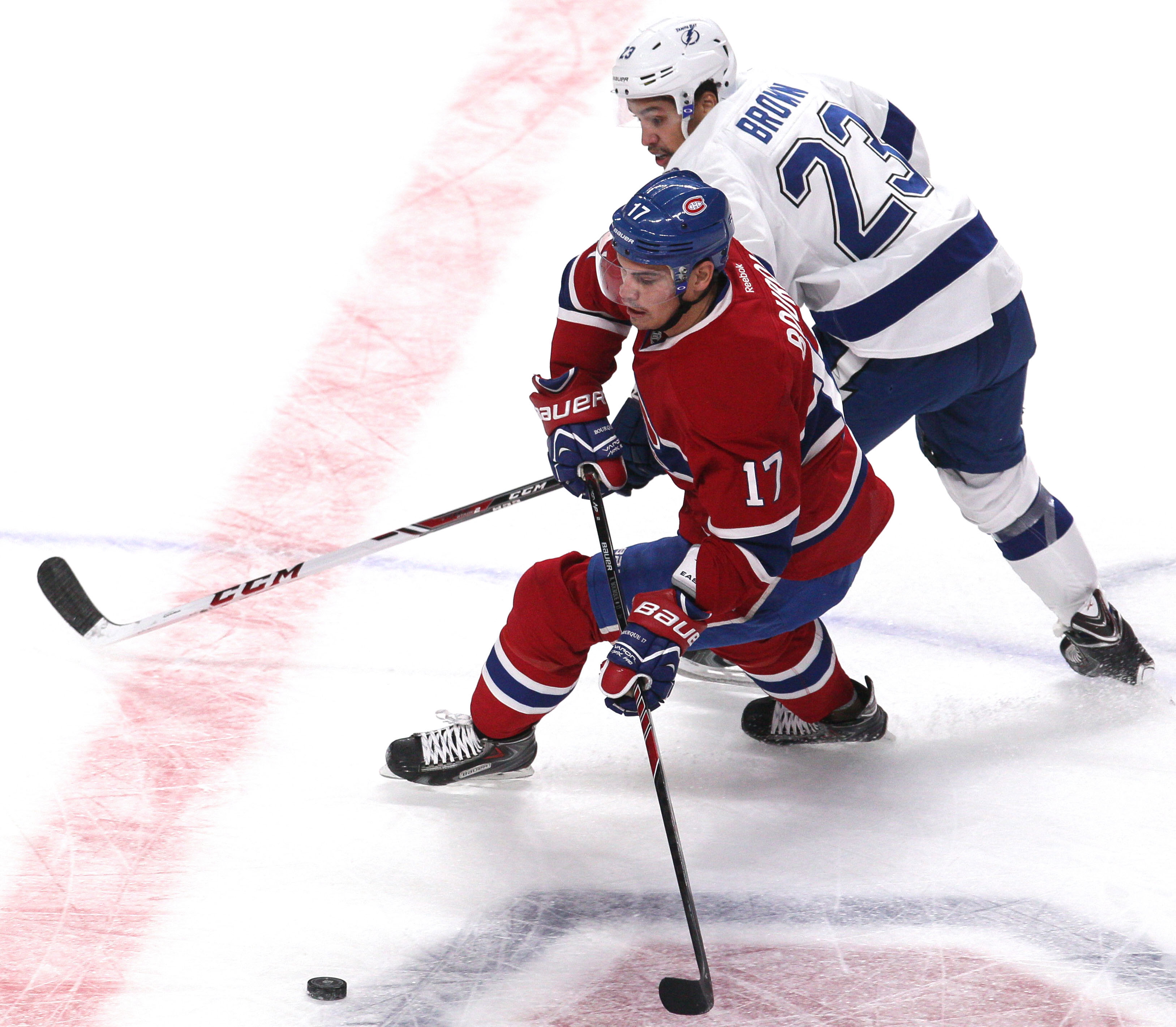 Rene Bourque has been a major disappointment since his acquisition.