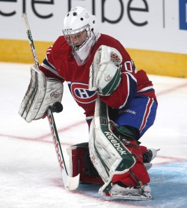 Zachary Fucale is ready to shine on a national level