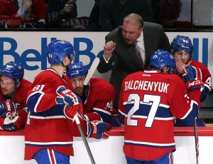 Therrien is making controversial decisions this season.
