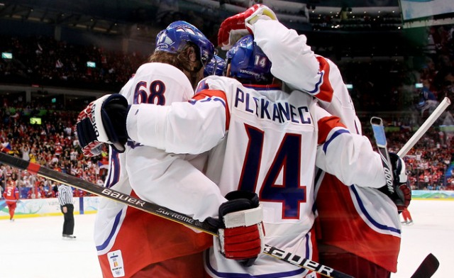 Plekanec will be the captain of his team.